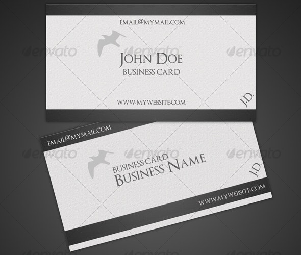 Modern Cards - Corporate Business Cards