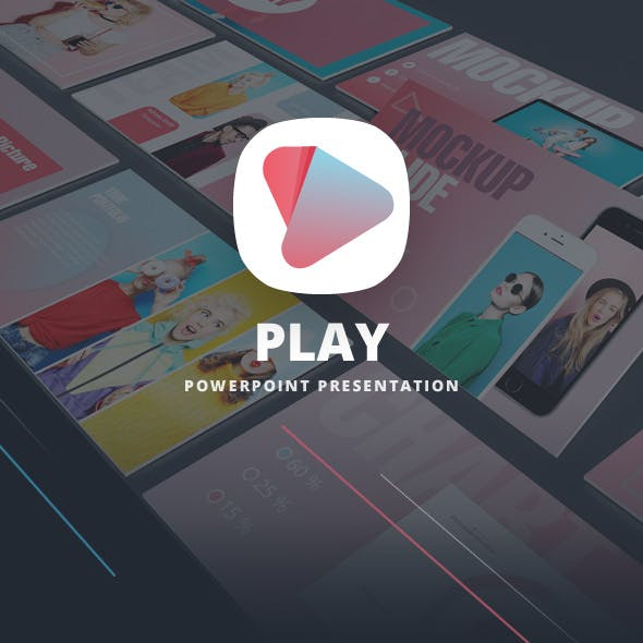 Play - Creative PowerPoint Template