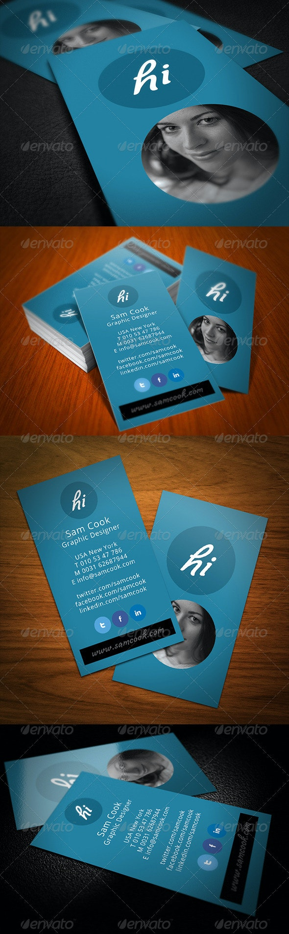 Business Cards | Simple Modern - Creative Business Cards