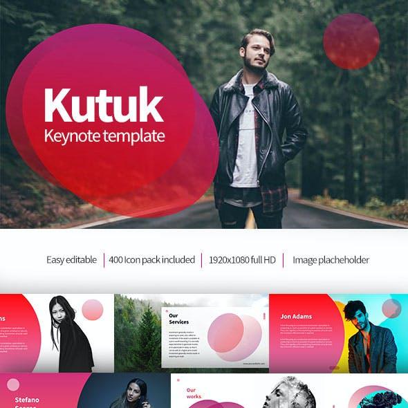 Kutuk Keynote Presentation