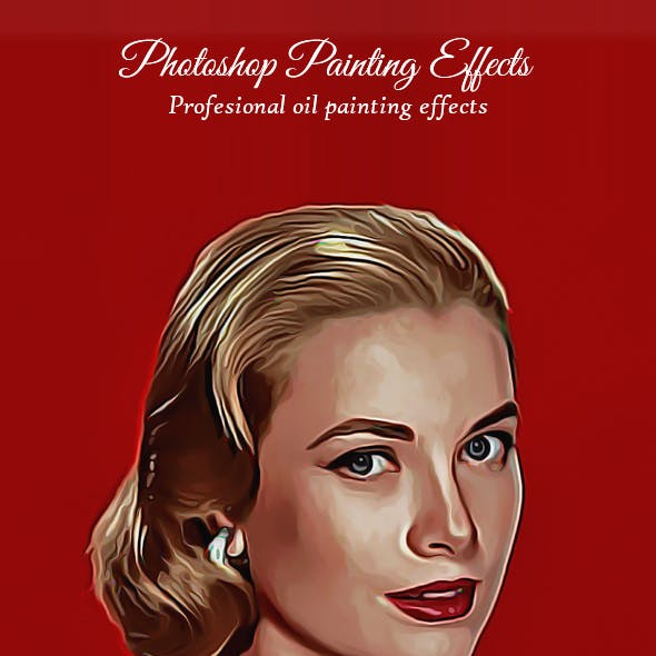 Photoshop Painting Effects