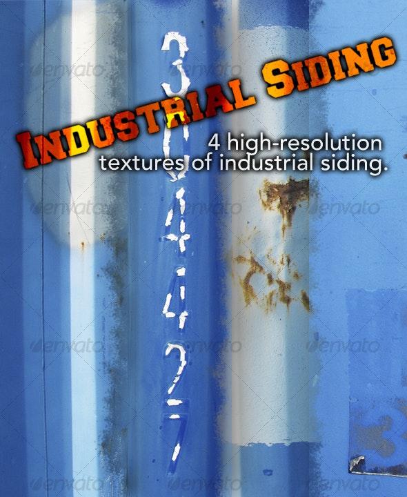 Industrial Pack - Industrial / Grunge Textures