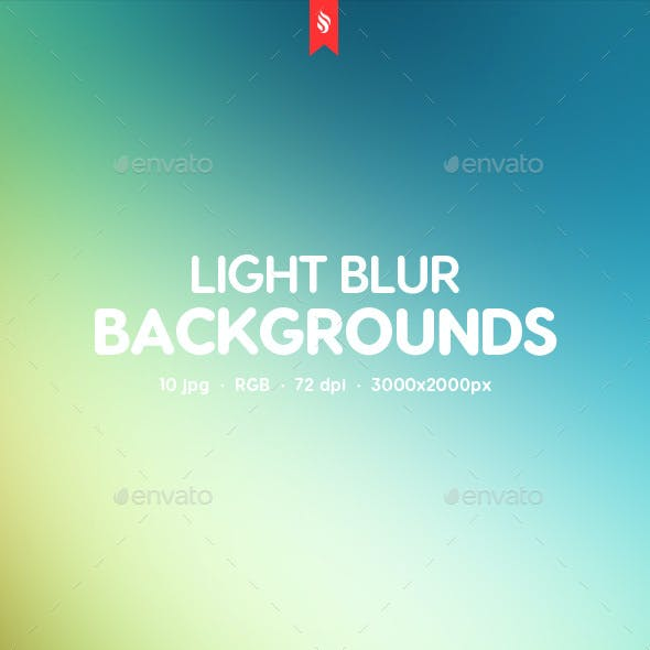 Light Blur Backgrounds
