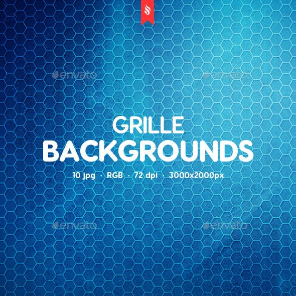 Grille Backgrounds