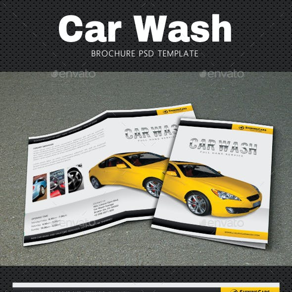 Car Wash Brochure 2