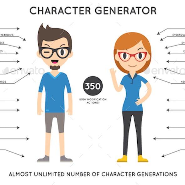 Character Generator 1.0