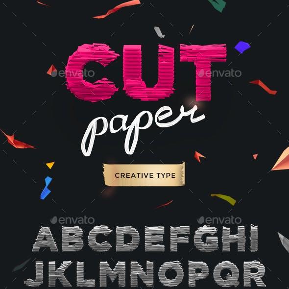Cut Paper Type
