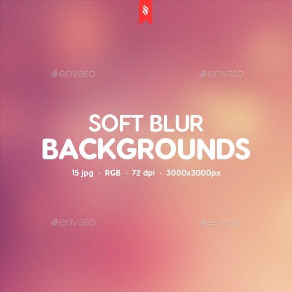 Soft Blur Backgrounds