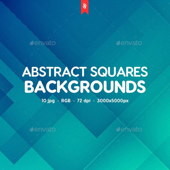 Abstract Squares Backgrounds