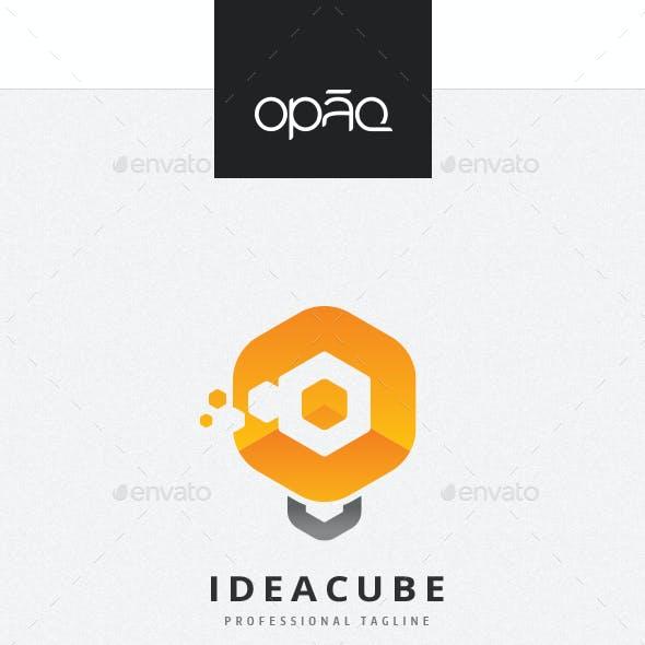 Smart Cubic Idea Logo