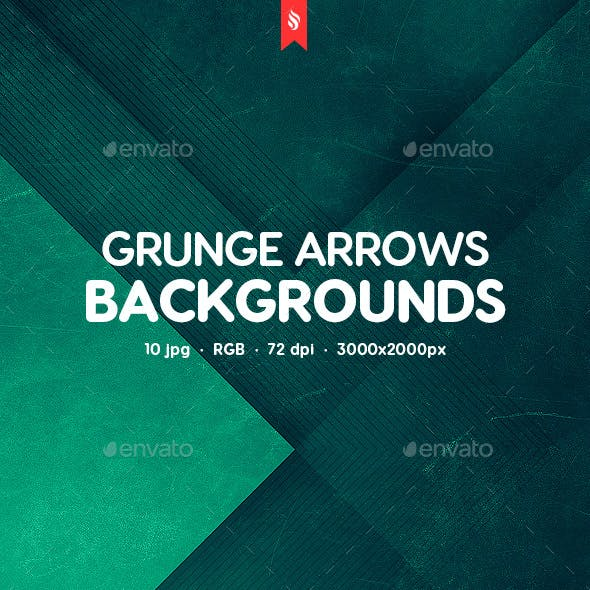 Grunge Arrows Backgrounds