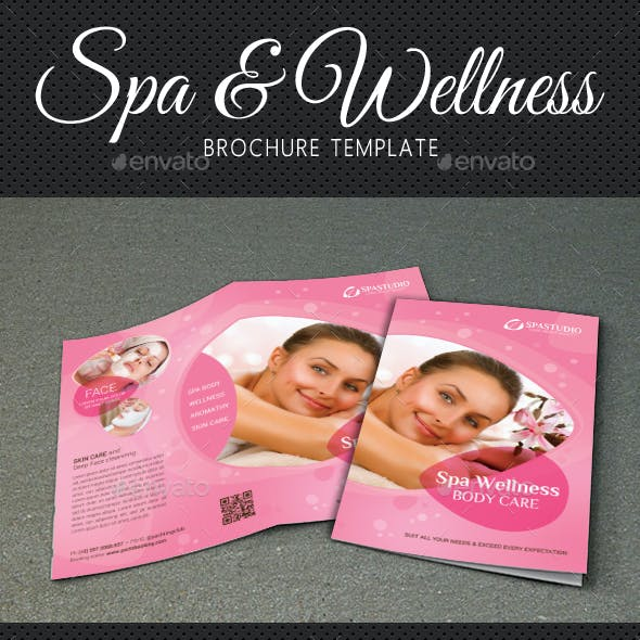 Spa Wellness Brochure