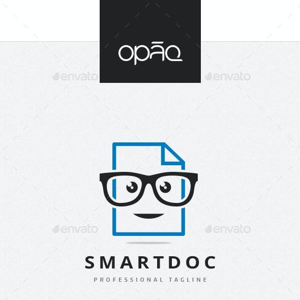 Smart Intelligent Document Logo
