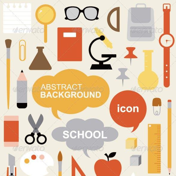 Icon Set - Education