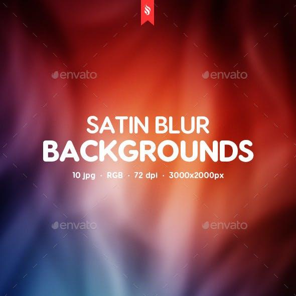 Satin Blur Backgrounds