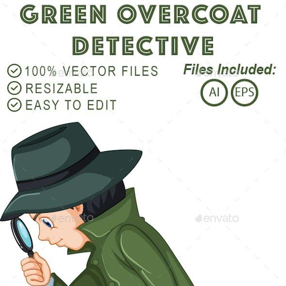 Green Overcoat Detective