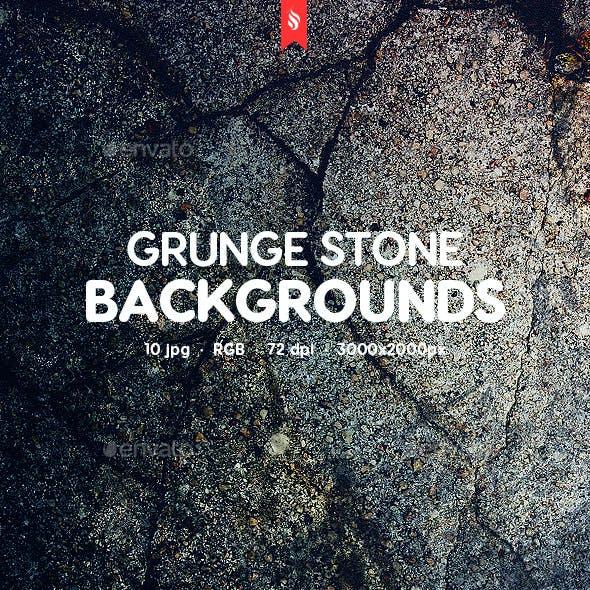 Grunge Stone Backgrounds