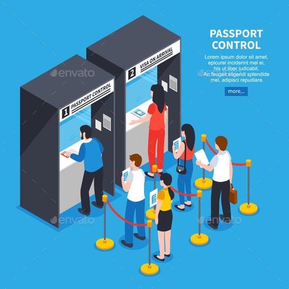 Visa Center Concept