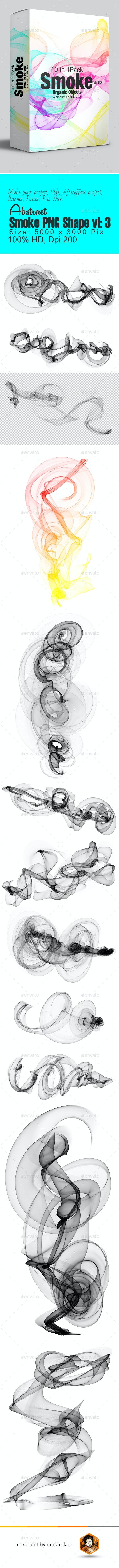 Smoke - Decorative Symbols Decorative