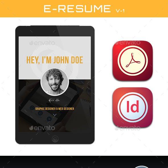 Resume E-book