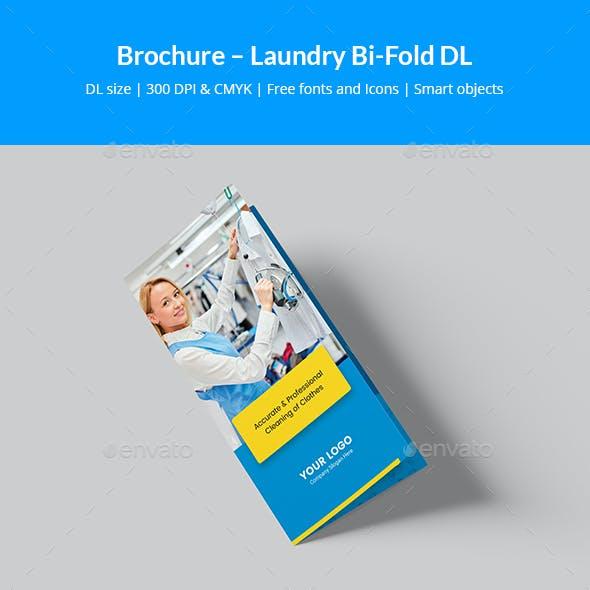 Brochure – Laundry Bi-Fold DL
