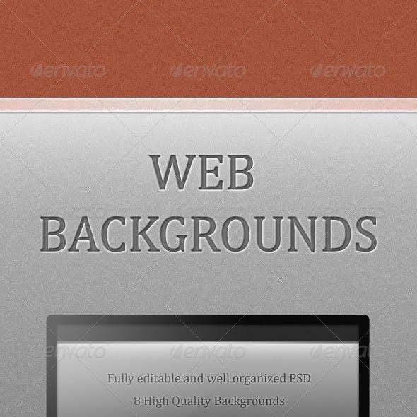 Elegant Web Backgrounds