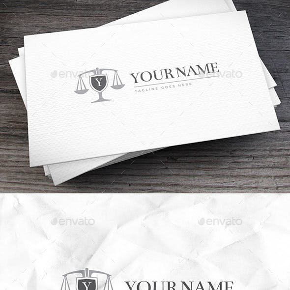 Law Bureau Logo Template