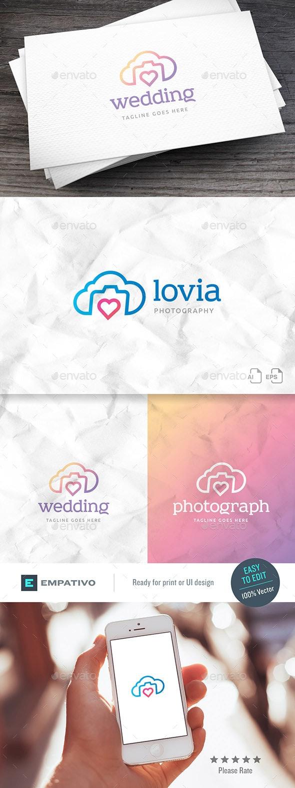 Lovia Logo Template - Symbols Logo Templates