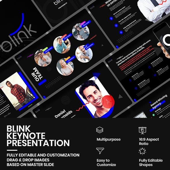 Blink Keynote Template