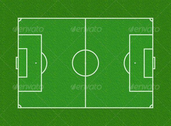 Football Field - Backgrounds Graphics
