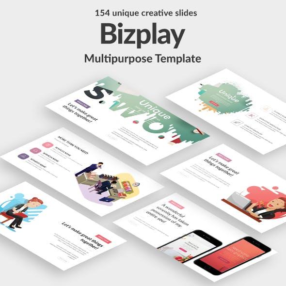 Bizplay Multipurpose Google Slide Template