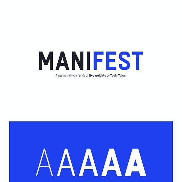 Manifest Type Family