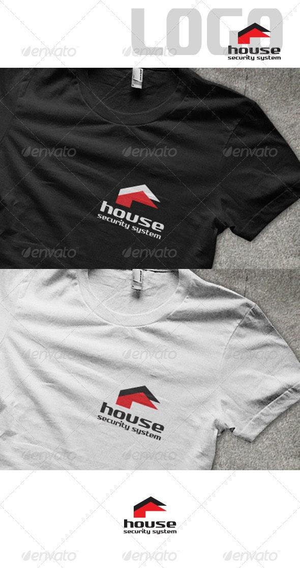 House Logo Template - Buildings Logo Templates