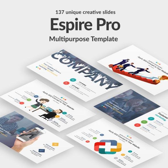 Espire Multipurpose Powerpoint Template