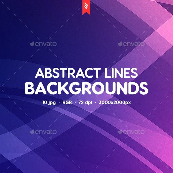 Abstract Lines Backgrounds