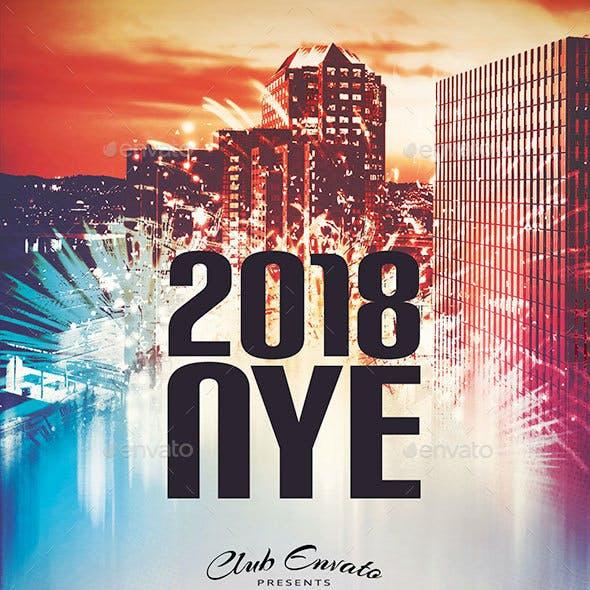 2018 NYE Flyer