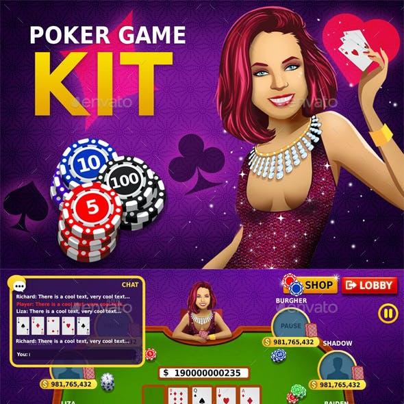 Poker Game Assets