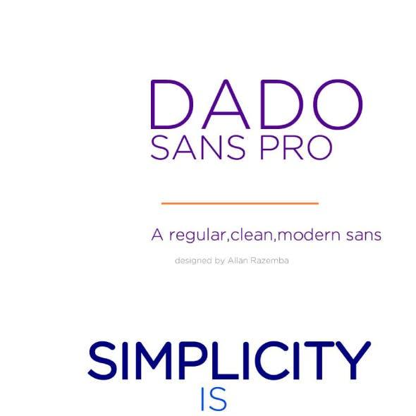 Dado Sans Pro Light