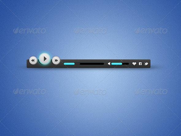 Social Player - Miscellaneous Web Elements