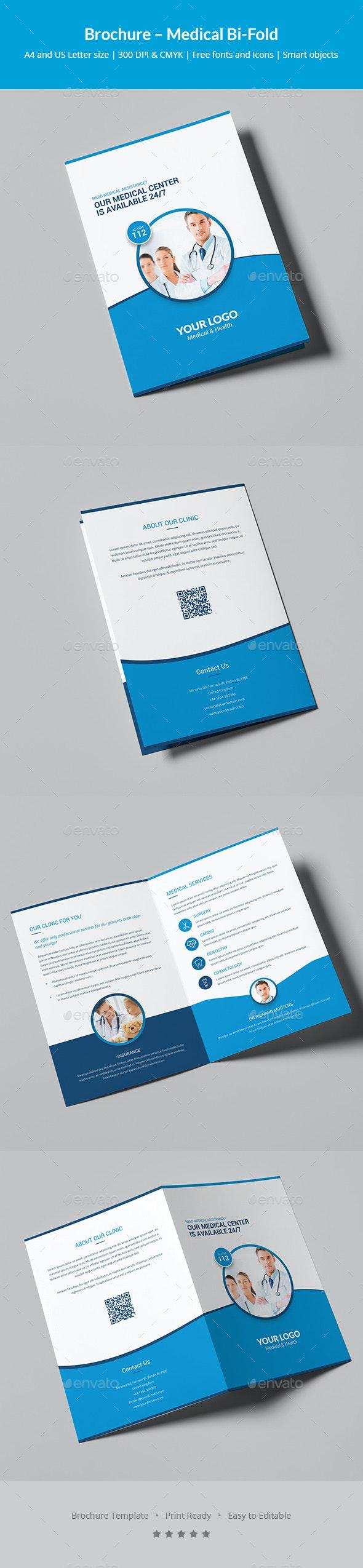 Brochure – Medical Bi-Fold - Informational Brochures