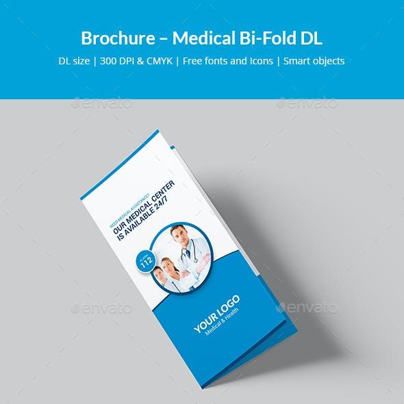 Brochure – Medical Bi-Fold DL