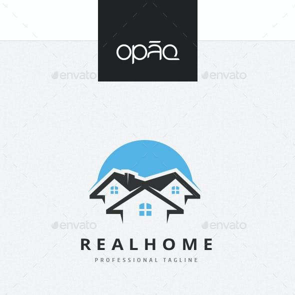 Construction Real Estate Logo