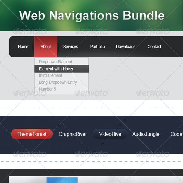 Web Navigations Bundle