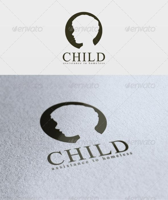 Child Logo - Humans Logo Templates