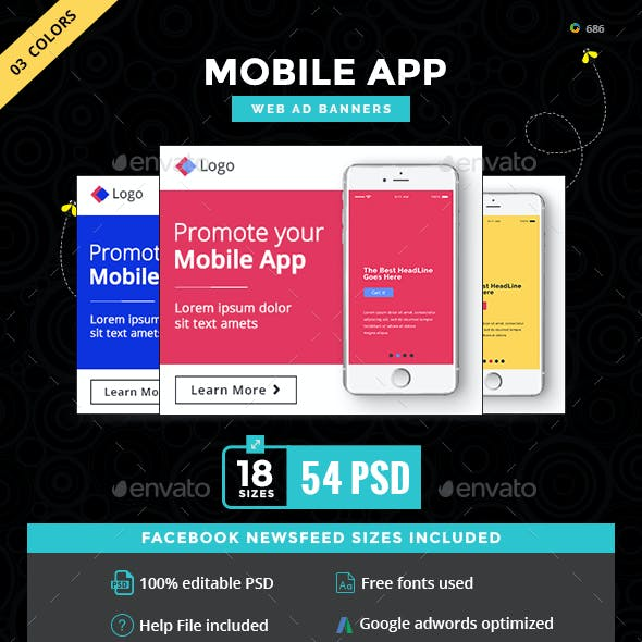 Mobile App Banners