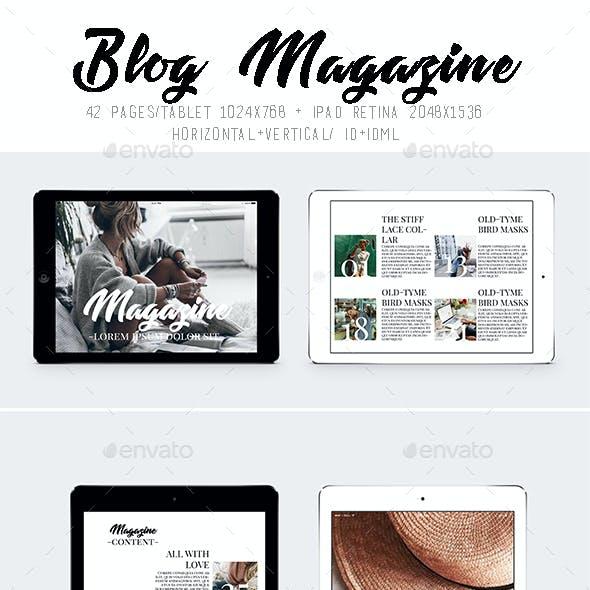 Ipad&Tablet Blog Magazine