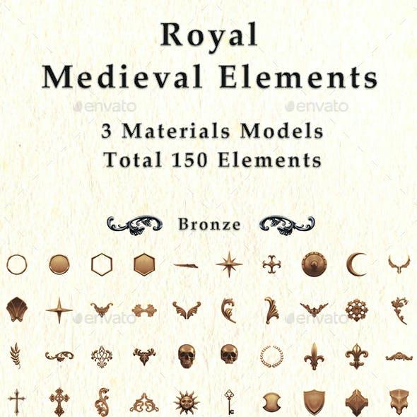 Royal Medieval Elements