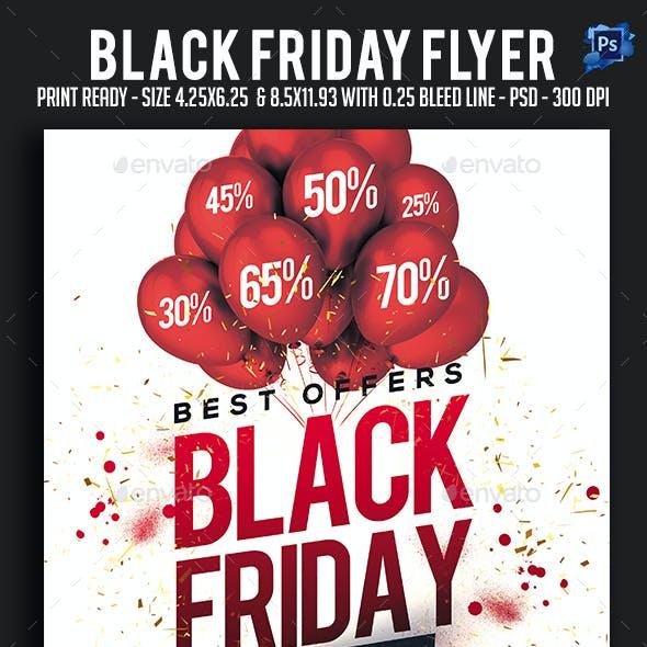 2021 Black Friday Flyer