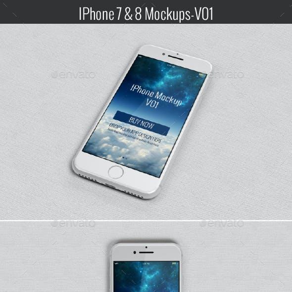 Phone Mock-Up Templates
