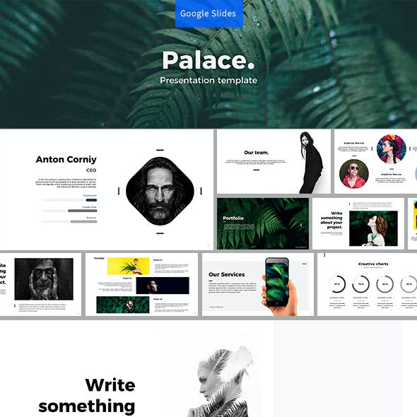 Palace Google Slides